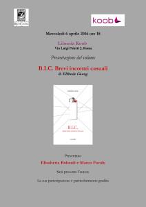Invito B.I.C.